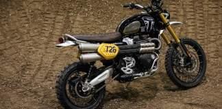Triumph Scrambler 1200 Baja