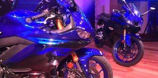 Yamaha YZF-R125 YZF-R3