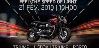 Apresentacao Triumph Speed Twin