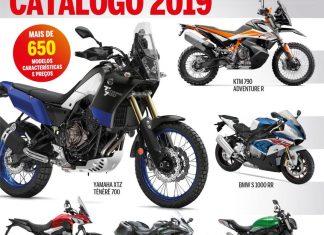 Catálogo Motojornal 2019