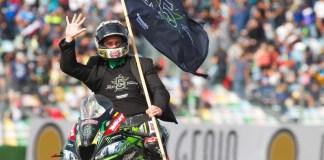Jonathan Rea ganha Mundial de Superbike 2019