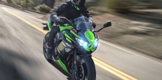 Kawasaki Ninja 650 para 2020