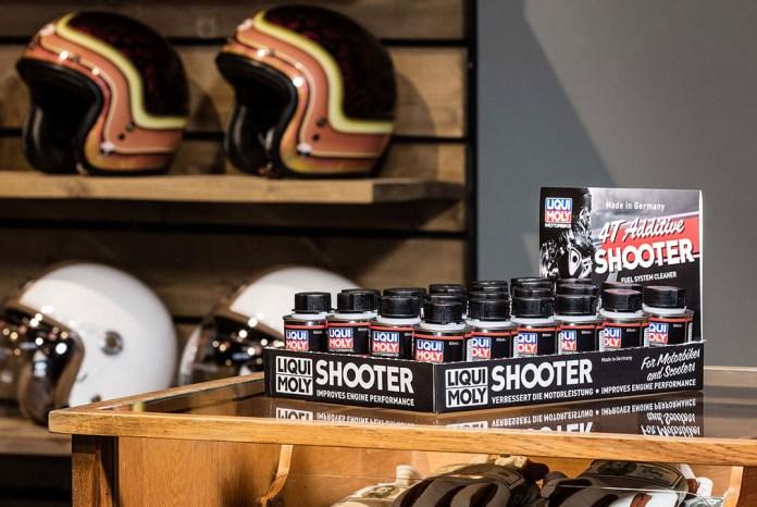 LIQUI MOLY leva Shooters para a EICMA 2019