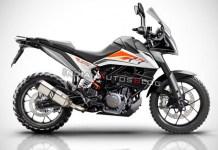 KTM 490 Adventure será realidade?