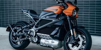 Harley-Davidson suspende produção da LiveWire