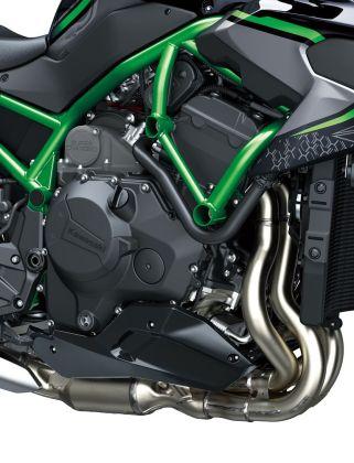 E eis que chega a Kawasaki Z H2