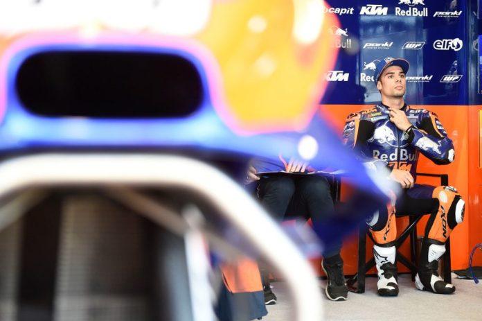 Miguel Oliveira tem aval médico o GP da Malásia