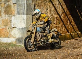 Triumph Scrambler 1200 cumprem em Portalegre