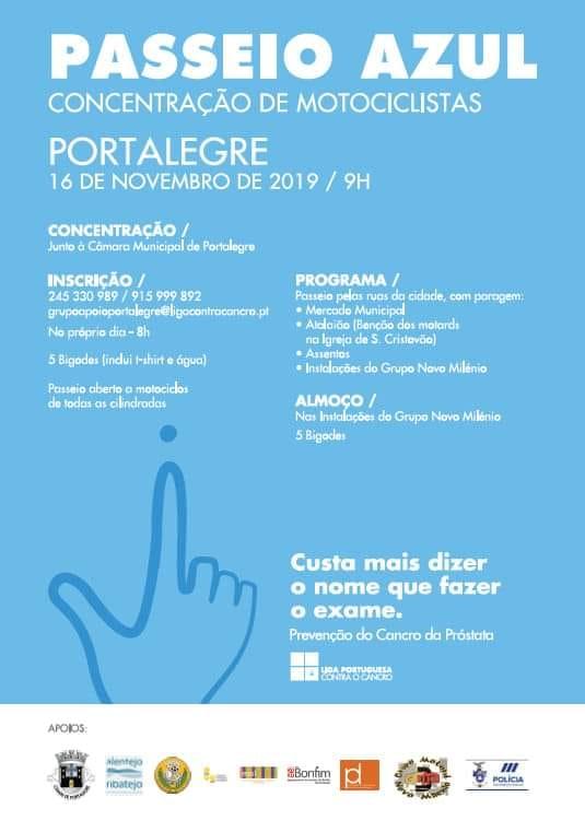 Novembro Azul Portalegre