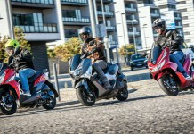 Dossier As scooters de 125 cc mais vendidas