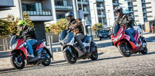 Dossier As scooters de 125 cc mais vendidas