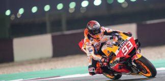 MotoGP treinos Qatar Marc Marquez