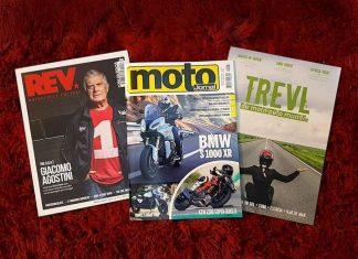 Publicacoes Fastlane, REV, Motojornal, TREVL