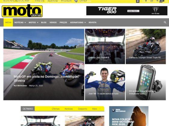 Site Motojornal
