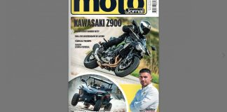 Capa Revista Motojornal 1479