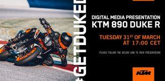 KTM apresenta hoje a 890 Duke R