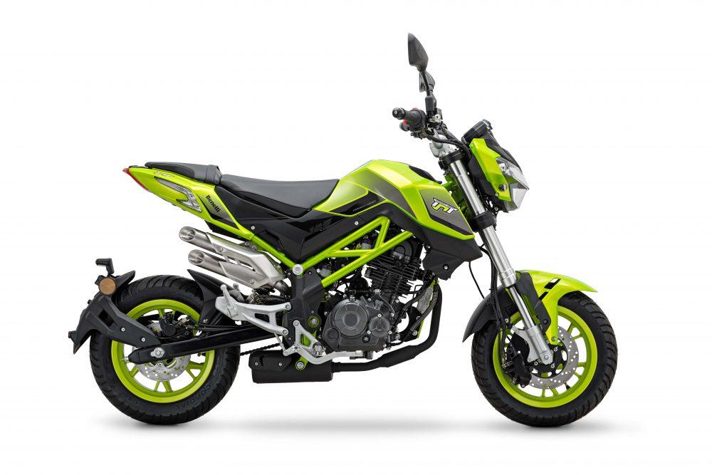 Buy motorbike New vehicle/bike BENELLI TNT 125 Hubacher A