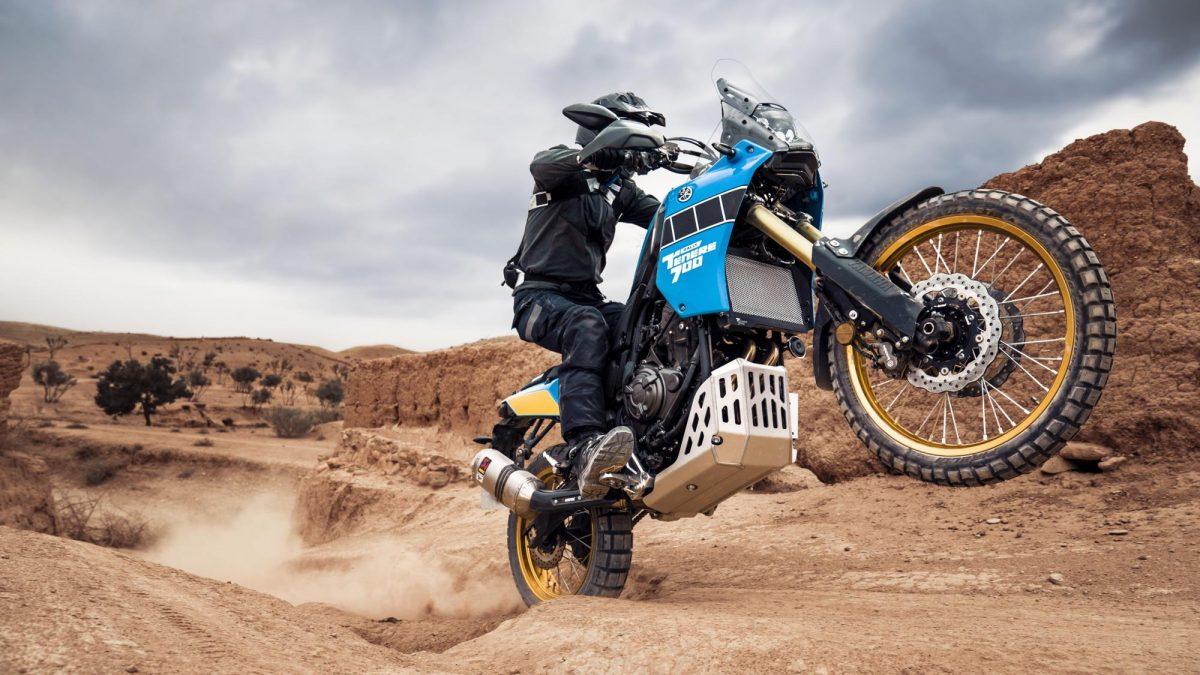 Yamaha XTZ 700 Ténéré