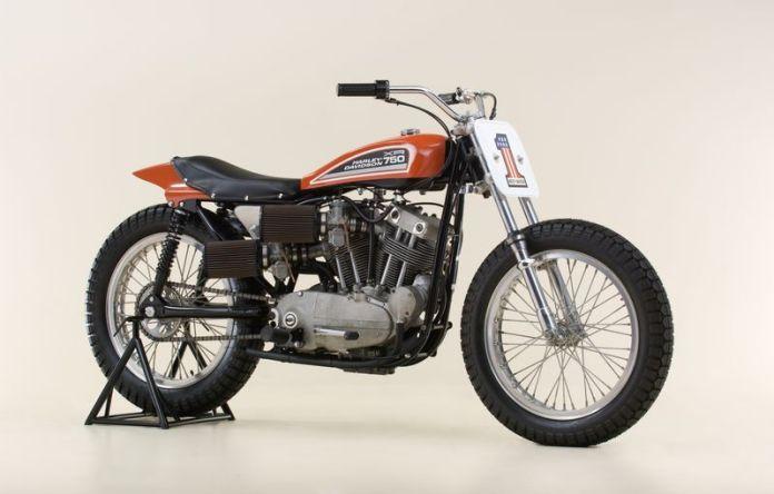 Harley-Davidson XR750 - 1975