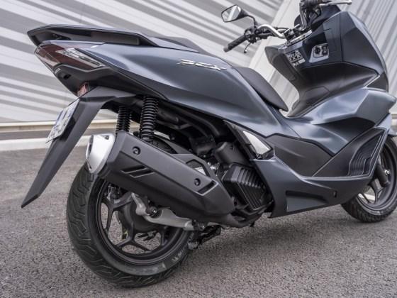 Honda PCX125 2021