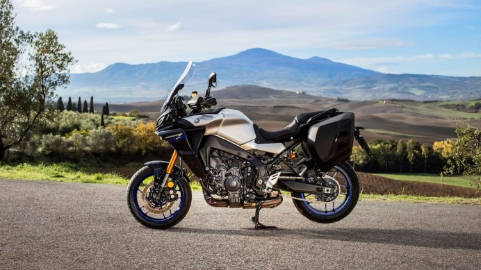 Yamaha Tracer 9 2021 8
