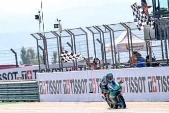 Dennis Foggia_Deniz Öncü Aragão race