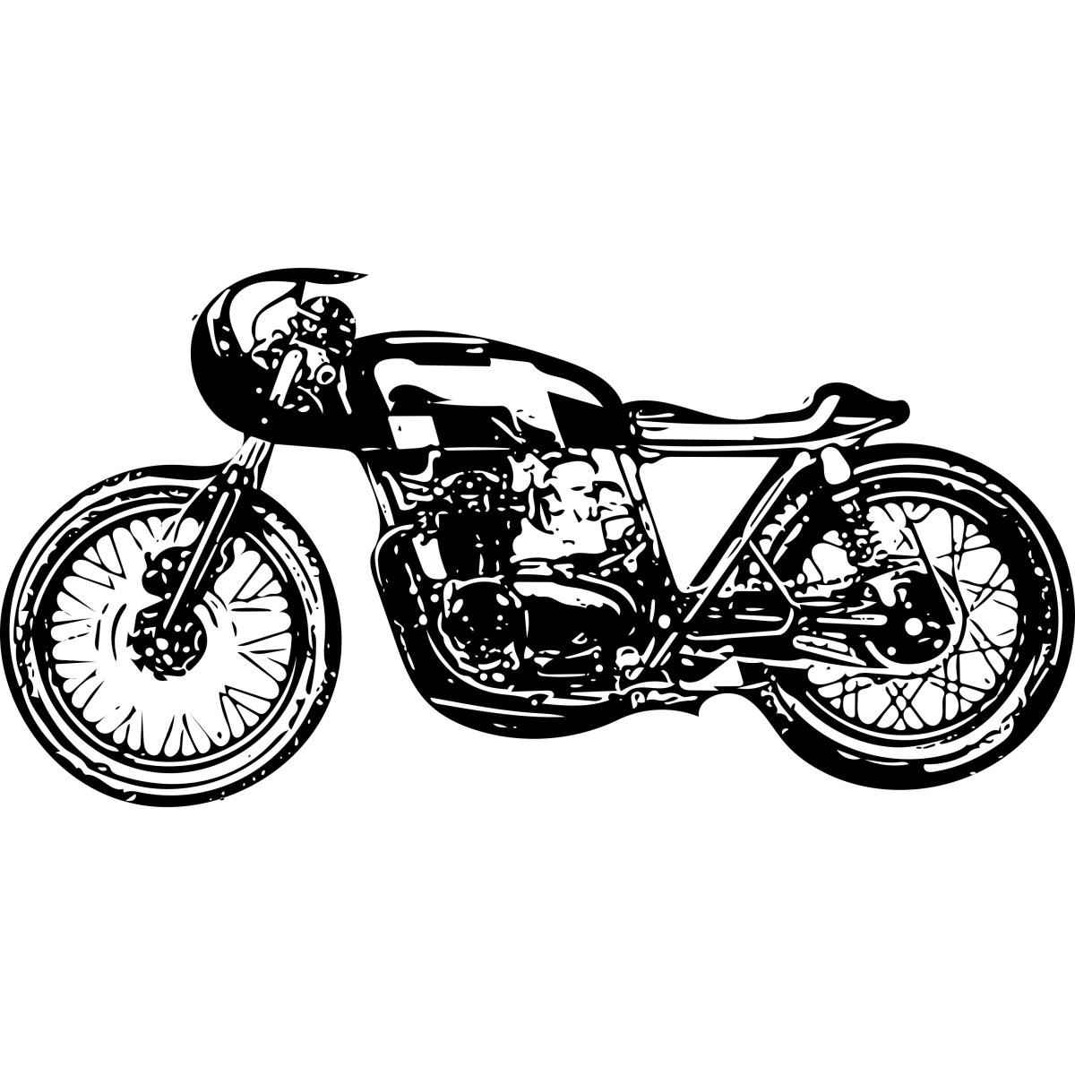 カフェレーサーカスタムに最適なバイク(主に旧車)