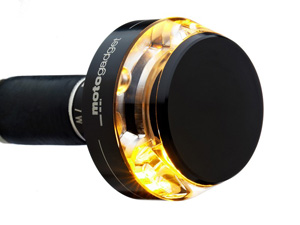 Motogadget(モトガジェット)のバーエンドウィンカーm-Blaze Disk