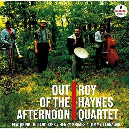 Roy Haynes(ロイ・ヘインズ): Out of the Afternoon