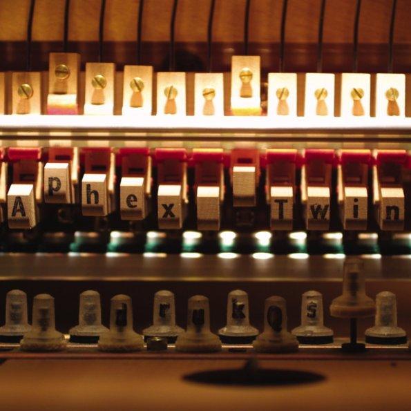 Aphex Twin(エイフェックス・ツイン):Drukqs(ドラックス)
