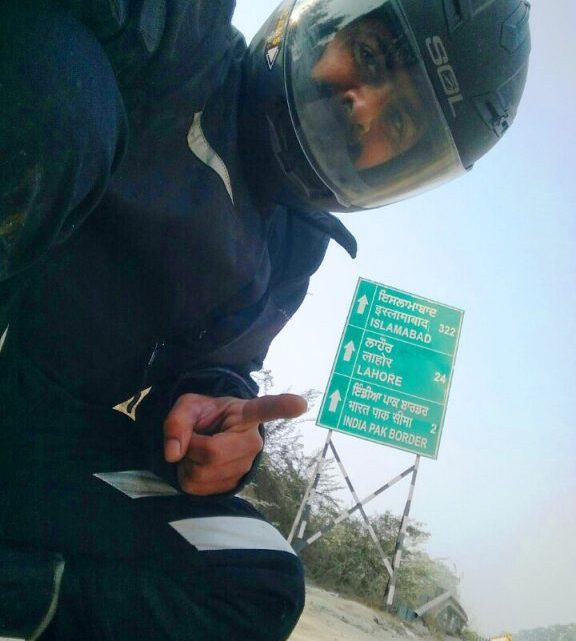 Breaking Stereotypes – All Bikers go to Ladakh