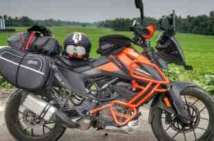 KTM 390 Adventure Accessories and Parts