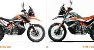 KTM 790 Adventure VS KTM 890 Adventure Comparison