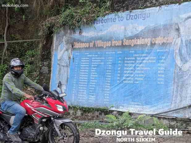 Dzongu Sikkim Travel Information
