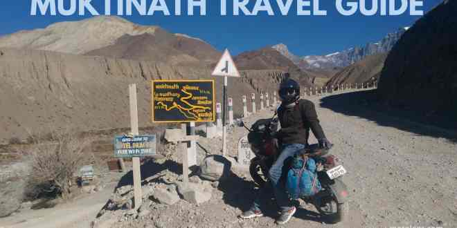Muktinath Travel Guide - India to Nepal Road Trip