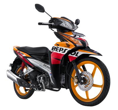 Honda New Blade In Indonesia 2nd Gen Of Honda Wave Dash