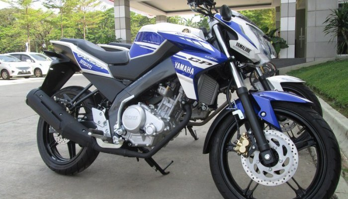 Home 150cc Yamaha FZ 150i Vixion 2014 MotoGP Livery In Indonesia