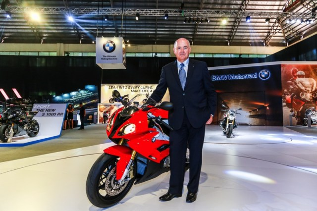 The new BMW S 1000 RR (2)
