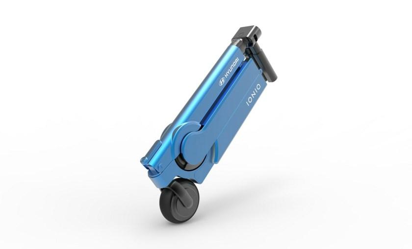 Hyundai Ioniq Scooter
