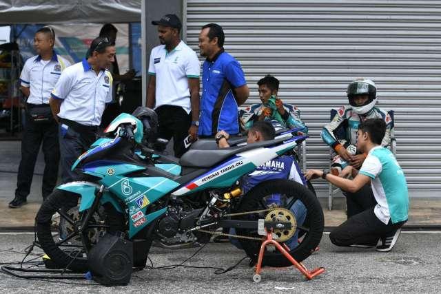 Pasukan PETRONAS Yamaha CKJ