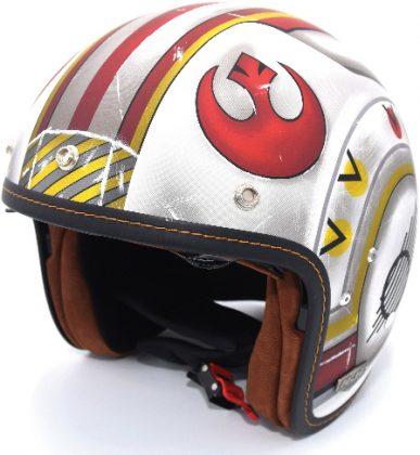 hjc star wars memperkenalkan helmet x wing luke skywalker motomalaya. Black Bedroom Furniture Sets. Home Design Ideas