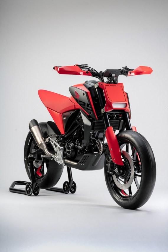 CB125M Concept - MotoMalaya.net - Berita dan Ulasan Dunia