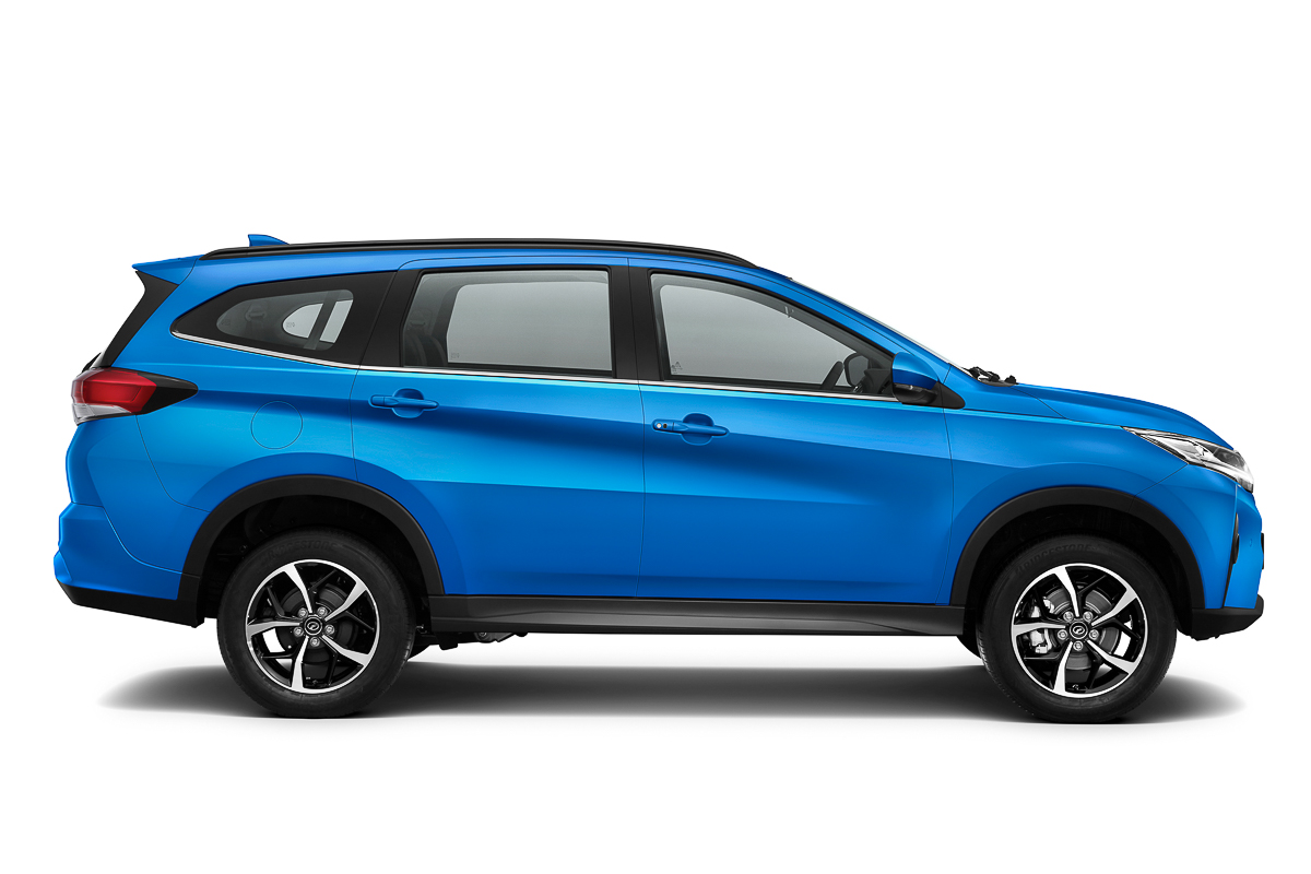 SUV Perodua Aruz 2019 dilancarkan secara rasmi! Dari RM72