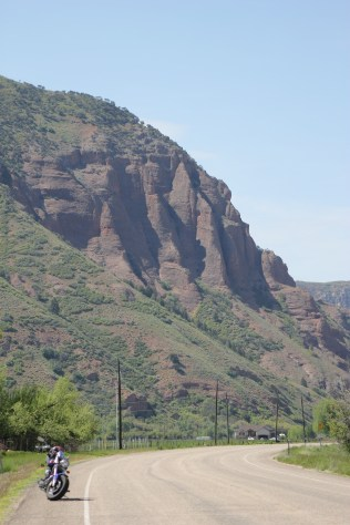 Gorgeous rocks in Henefer, UT