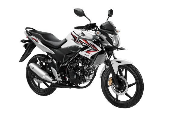 CB150R Speedy White_01