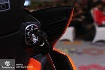 Honda Blade 125 FI - Repsol Livery