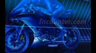 2014 New Yamaha R6 Limited 5