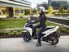 Yamaha Tricity and Women