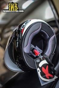 HJC Helmet, Replica Jorge Lorenzo 3