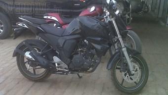 New Yamaha Byson, Jok Terpisah